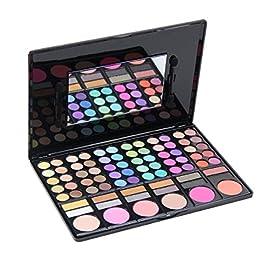 DISINO Kit de Maquillage Palette Fard Ombre à paupières Cosmétique, Brillant et Dynamique, Fards à paupières Eyeshadow…