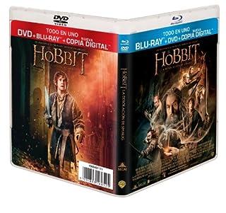 El Hobbit 2: La Desolación De Smaug (Dvd/Bd/Cd) [Blu-ray] (B00HECXAVI) | Amazon price tracker / tracking, Amazon price history charts, Amazon price watches, Amazon price drop alerts