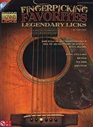 Fingerpicking Favorites (Guitar Legendary Licks)