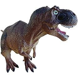 A167 Juguete dinosaurio T-Rex, hermosas dinosaurios definidas para los niños