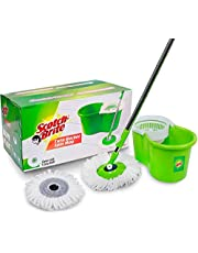 Scotch-Brite Twin Bucket Spin Mop