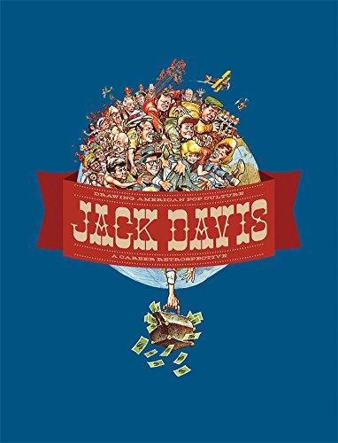 Jack Davis: Drawing American Pop Culture HC por Jack Davis