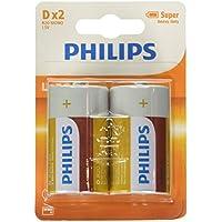 Philips, Pila Longlife R20 (D), 2