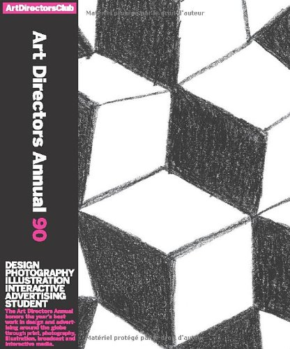 Art directors annual 90 /anglais