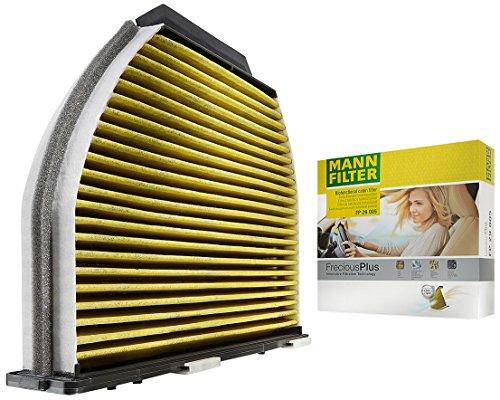 Original MANN-FILTER Innenraumfilter FP 29 005 – FreciousPlus Biofunktionaler Pollenfilter – Für PKW