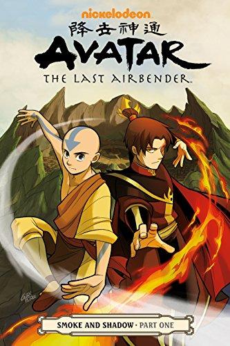 Como Descargar De Elitetorrent Avatar: The Last Airbender - Smoke and Shadow Part One PDF Gratis 2019