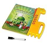 VIDOO La Primera Máquina De Lectura Bilingüe De Inglés De E-Book + Árabe Educativa Juguetes De Aprendizaje