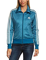 adidas Trainingsjacke Originals Firebird Track Top - Chaqueta técnica, color azul, talla 34