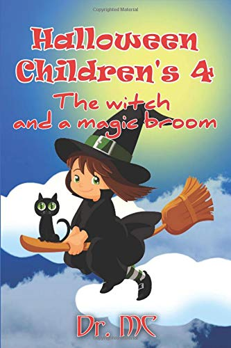 4: The witch and a magic broom ()