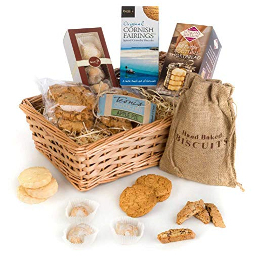 Hay Hampers Luxury Biscuit Selection Hamper Gift Box by Teacher Thank You Idea
