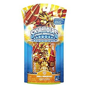 Skylanders Spyro's Adventure: Character Pack - Drill Sergeant (Wii/PS3/Xbox 360/PC)