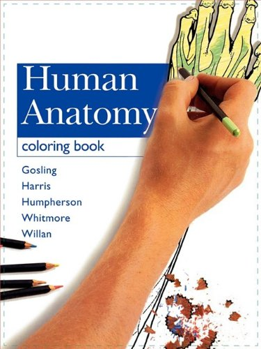 Human Anatomy Coloring Book, 1e