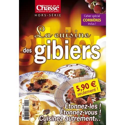 Spécial Cuisine du Gibier