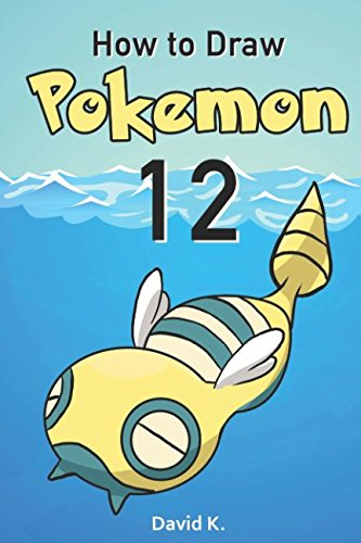 Free Download How To Draw Pokemon 12 The Step By Step Pokemon Drawing Book Free Horror Books