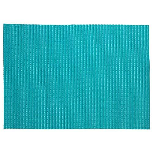 Paris Prix - Tapis Salle De Bain Mousse 65x90 Cm Turquoise