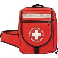 Leina Werke REF 23010 RO Erste-Hilfe Notfallrucksack ohne Inhalt preisvergleich bei billige-tabletten.eu