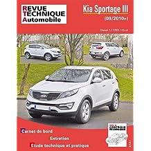 Rta hs011 kia sportage III diesel (09/2010)> (Revue technique automobile