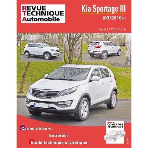 KIA Sportage III Diesel