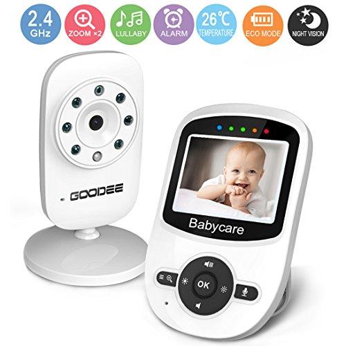 Babyfone Netzteil Nuk Eco Control+video Auswahlmaterialien Sicherheit