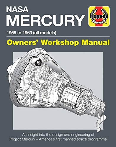 nasa-mercury-1956-to-1963-all-models-an-insight-into-the-design-and-engineering-of-project-mercury-a
