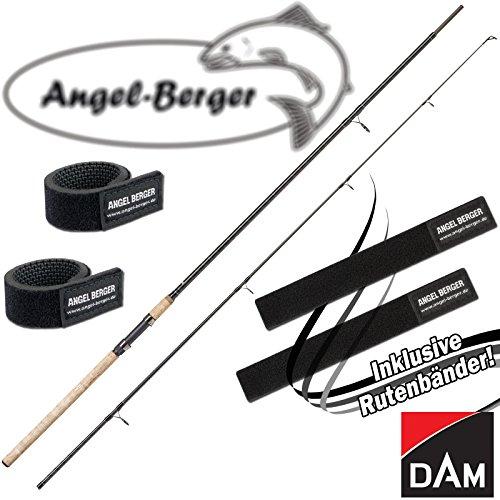 Angel-Berger Dam Spezi Stick Angelrute alle Modelle Rutenband (EEL / 2,40/25-75g)