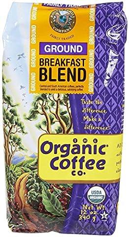 Breakfast Blend, Whole Bean, 12 oz (340