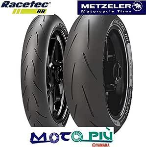 1 Paar Reifen Metzeler Racetec Rr K2 120 70 17 180 60 17dot 2018 2019 Auto