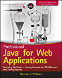 Professional Java for Web Applications