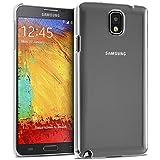 Samsung Galaxy Note 3 Neo Funda, iVoler TPU Silicona Case Cover Dura Parachoques Carcasa Funda Bumper para Samsung Galaxy Note 3 Neo N7505i / N7505, [Ultra-delgado] [Shock-Absorción] [Anti-Arañazos] [Transparente]- Garantía Incondicional de 18 Meses