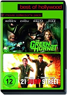 Best of Hollywood - 2 Movie Collector's Pack: The Green Hornet / 21 Jump Street [2 DVDs]