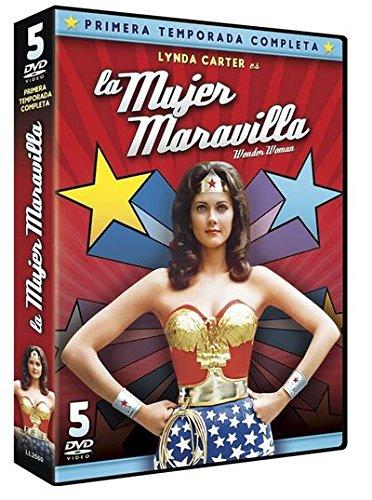 La mujer maravilla (1ª temporada) [DVD]