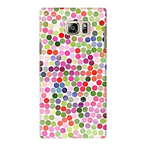 DailyObjects Dance Dots Case For Samsung Galaxy Note 5
