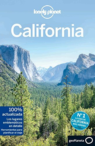 Lonely Planet California (Travel Guide) (Spanish Edition) by Lonely Planet (2015-06-01)