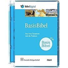 BasisBibel. Das Neue Testament und die Psalmen: DVD-ROM, Bibeltext mit Suchprogramm