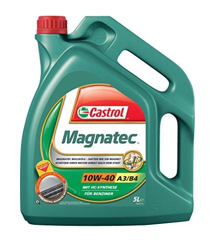 Preisvergleich Produktbild Motoröl Castrol Magnatec 10W-40 A3/B4 5-Liter