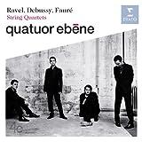 String Quartets (Quatuor Ebene)