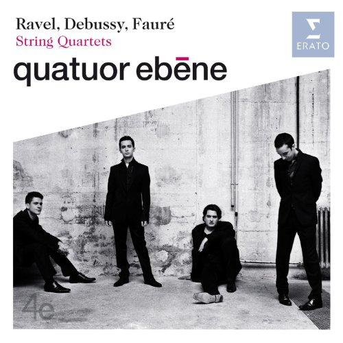 Französische Streichquartette - Drei-ebene