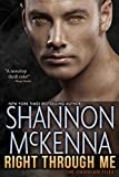 Right Through Me (The Obsidian Files Book 1)