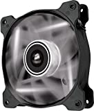 Corsair SP120 LED Ventilateur de Boitier, 120mm, Blanc LED (Single Pack)