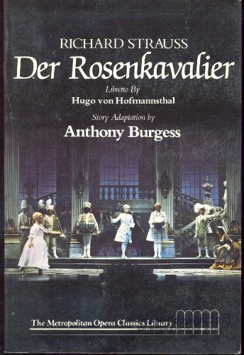 Title: Richard Strauss Der Rosenkavalier Comedy for music