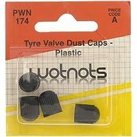 Wot-Nots Pearl Pwn174 Tyre Valve Plastic Dust Cap - ukpricecomparsion.eu