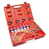 Débitmètre Bosch injecteur Delphi injecteur de carburant à rampe commune + set à567 Adaptateurs
