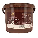 KG 3masa de cacao puro de pastillas licor de cacao Cacao Barry Grand caraque...
