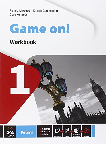 Game on! Workbook. Per la Scuola media. Con e-book. Con espansione online: 1