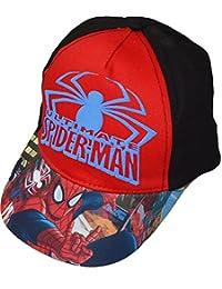 Amazon.it  Spiderman - Cappelli e cappellini   Accessori  Abbigliamento dc54b12207c8