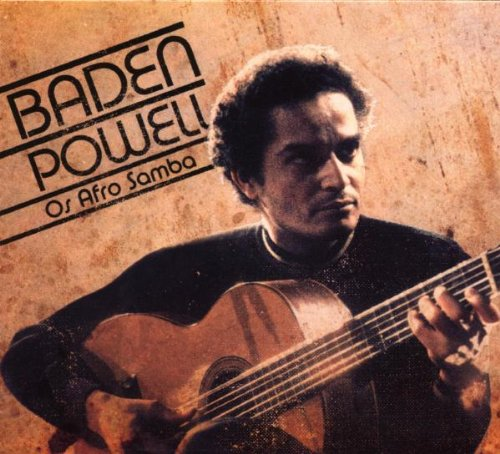Os Afro Sambas (Brasilianische Musik-cd)