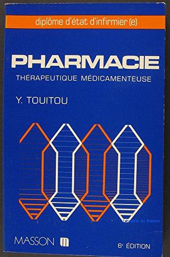 Pharmacie Thrapeutique mdicamenteuse