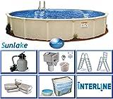 Interline 55000112 rund Pool Sunlake Durchmesser 3