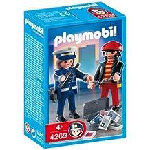 Playmobil 626020 - Policía Y Ladrón