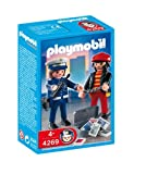 PLAYMOBIL 4269Polizei mit Dieb
